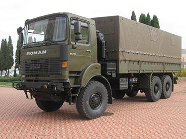 autocarri ROMAN  AUTOSPECIALA-MILITARA-PLATFORMA-MACARA-1-26400dfa_big